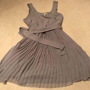 Gray Charlotte Russe Mini Dress Size Medium!